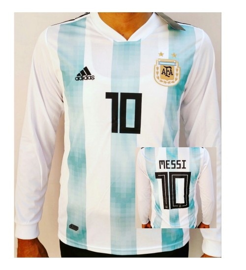 ARGENTINA HOME 2017-18 MESSI