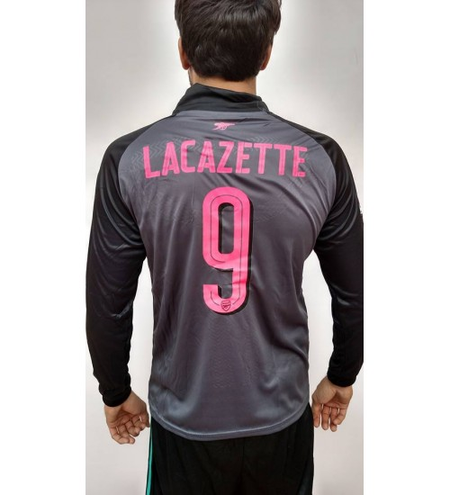 ARSENAL FC THIRD 2017-18 LACAZETTE