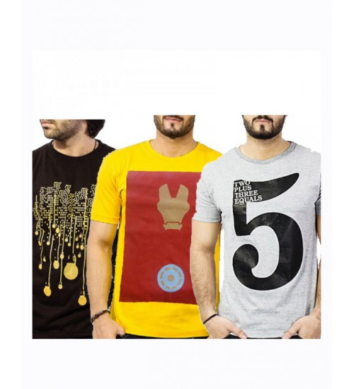 Pack of 3 Tshirts for Him