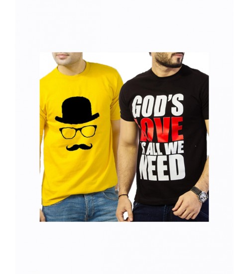 Pack of 2 Tshirts for Him