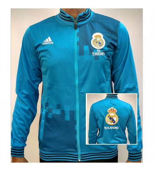 REAL MADRID C.F BLUE