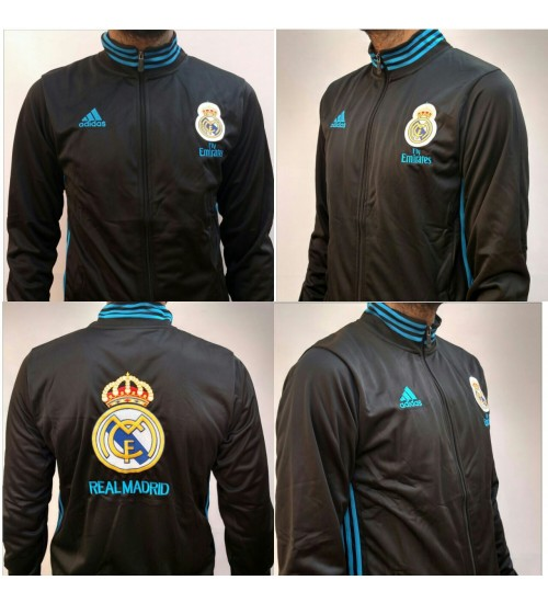 REAL MADRID C.F BLACK